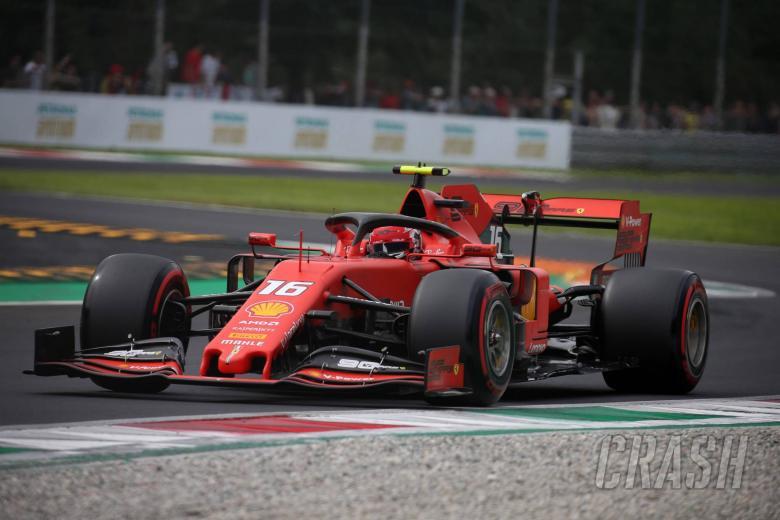 07.09.2019 - Free Practice 3, Charles Leclerc (MON) Scuderia Ferrari SF90