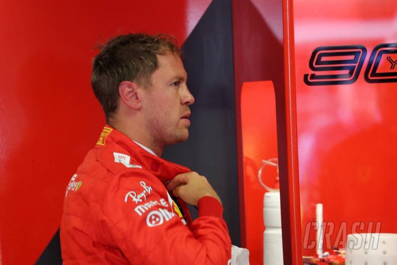 07.09.2019 - Free Practice 3, Sebastian Vettel (GER) Scuderia Ferrari SF90