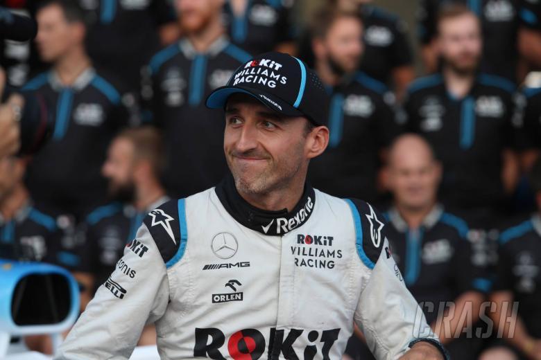 """Keluarnya Williams dari F1 adalah """"murni keputusan saya"""" - Kubica"""