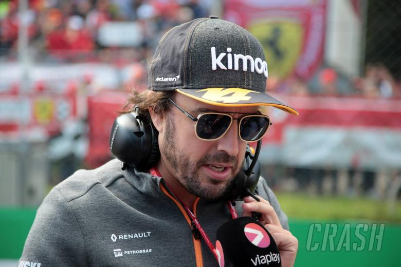 McLaren to open talks with Alonso about future