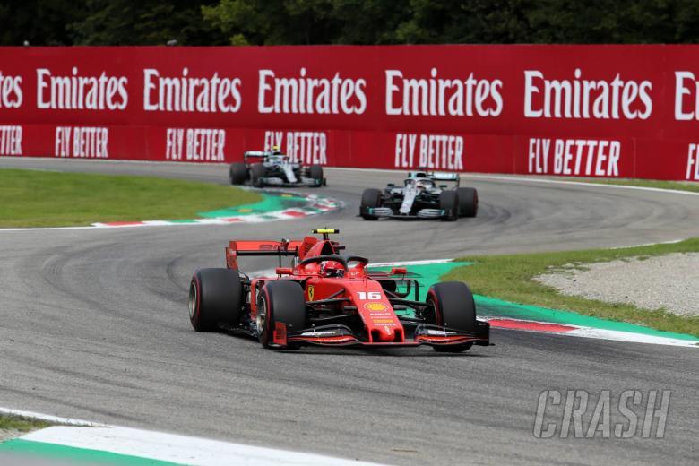 08.09.2019 - Race, Charles Leclerc (MON) Scuderia Ferrari SF90