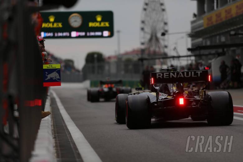 F1 Russian Grand Prix - FP3 Results