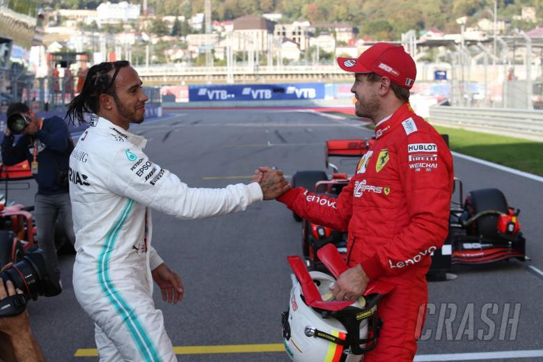 """Ferrari """"hampir tak tertandingi"""" untuk Mercedes pada 2019 - Wolff"""