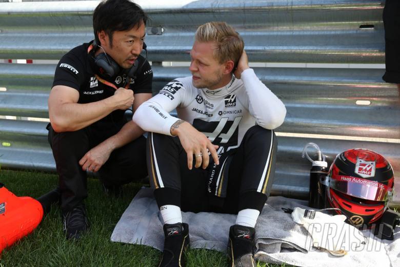 Magnussen mengecam Pramugari F1 karena panggilan penalti