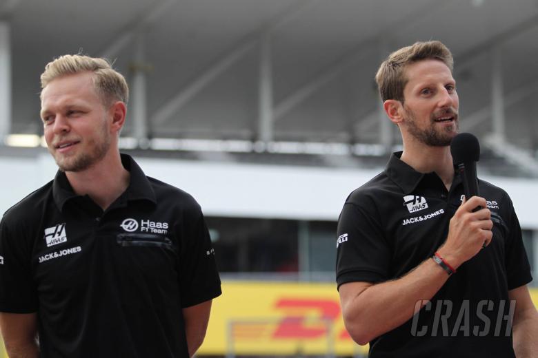 Steiner: Grosjean, Magnussen tidak bisa disalahkan atas musim buruk Haas