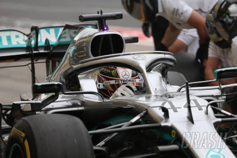 "Mercedes ""seharusnya mengadu Hamilton lebih awal"" di GP Jepang"