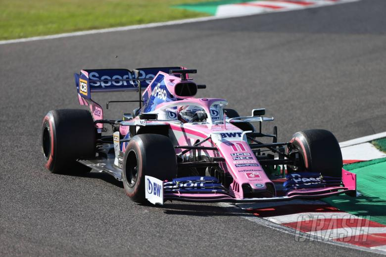 """Gasly """"very stupid"""" in late Japanese GP clash - Perez"""