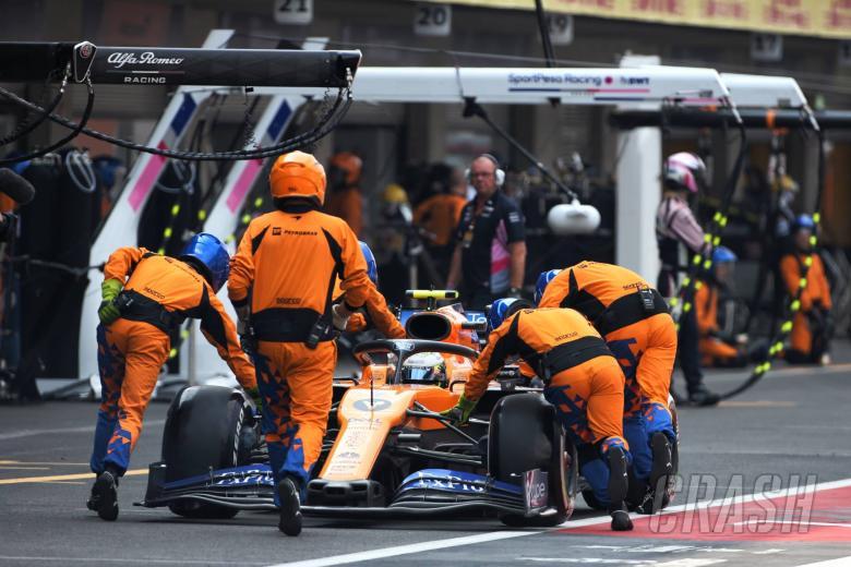 McLaren 'bekerja sangat keras' untuk meningkatkan pit stop F1