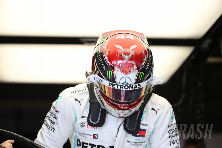 "Hamilton concedes US GP qualifying struggles ""my fault"""