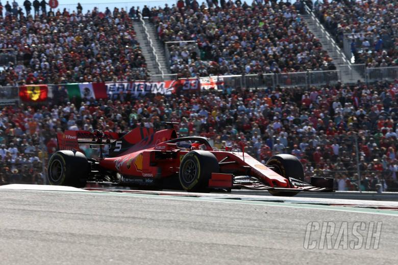 Vettel 'merawat' benjolan sebelum kegagalan suspensi