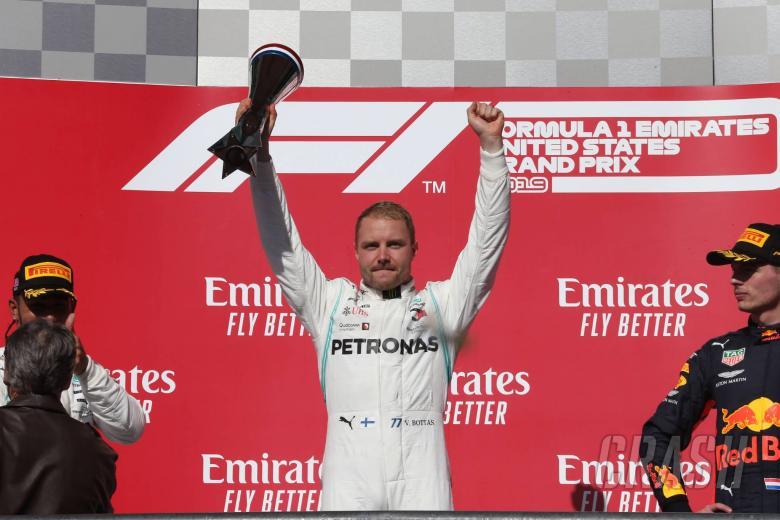 Bottas puas dengan performa GP AS meski kehilangan gelar