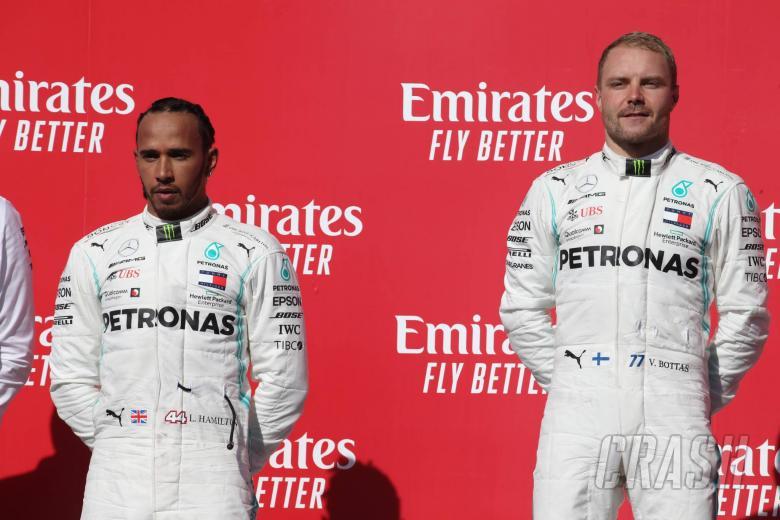 "Bottas ""bored"" by Rosberg comparisons, has plan to beat Hamilton"