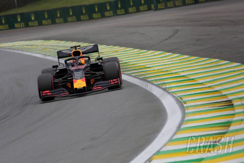 Verstappen wins Brazilian GP, Gasly P2 after frantic finish