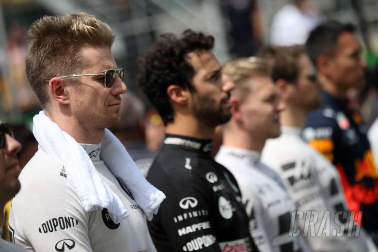 Hulkenberg doesn't see F1 exit as retirement