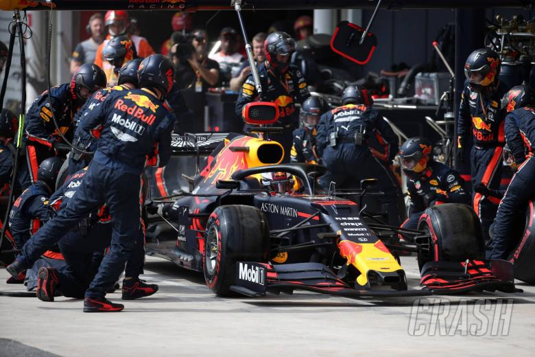 """Kubica """"almost took me out"""" in pit lane - Verstappen"""