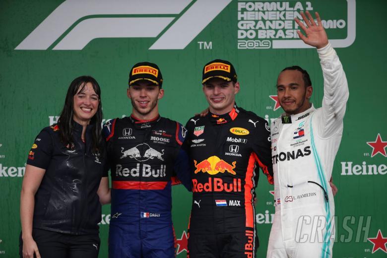 F1 Driver Ratings - Brazilian Grand Prix