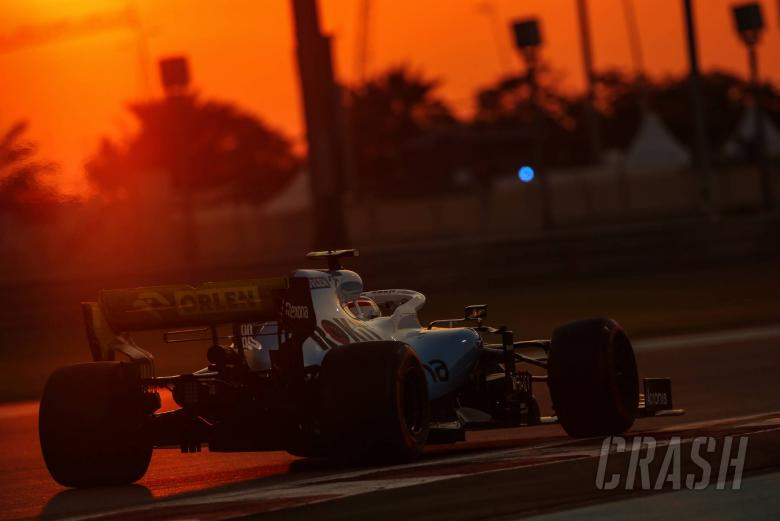 Williams fires up FW43 as 2020 F1 preparations ramp up