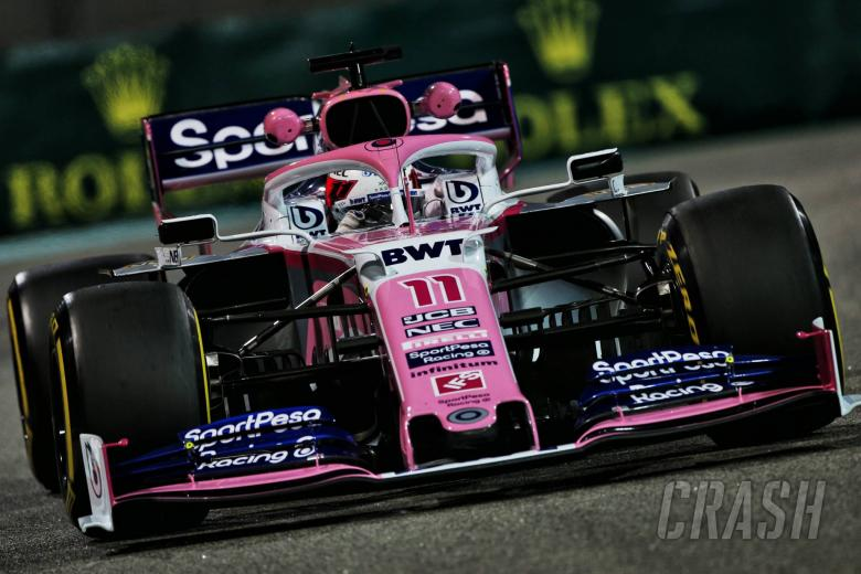 """Perez sees """"big year ahead of us"""" at Racing Point"""