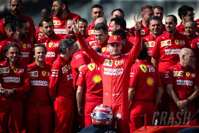 Leclerc menandatangani perpanjangan kontrak Ferrari hingga 2024
