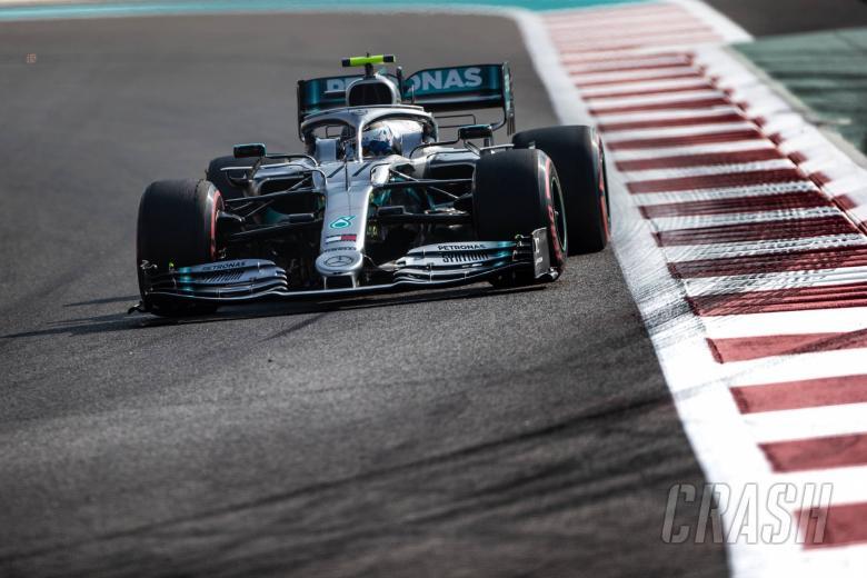 Mercedes 'melawan masalah kecil' dengan mesin F1 2020