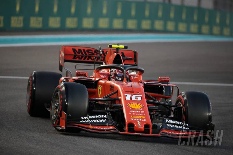 Leclerc's car referred to stewards over pre-race fuel breach