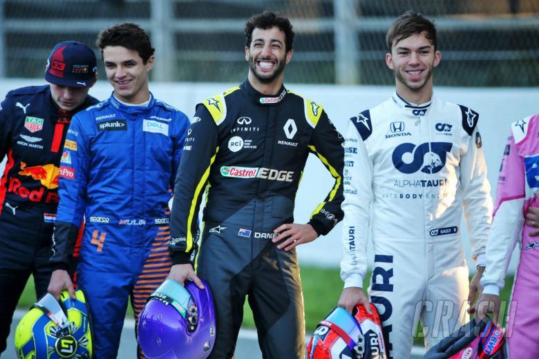 F1 Quiz: Who said what?