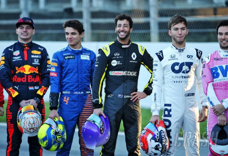 KUIS: Saya adalah pembalap F1 mana?