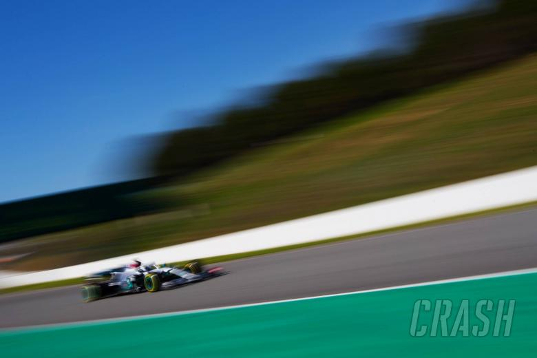 Barcelona F1 Test 2 - Combined Results