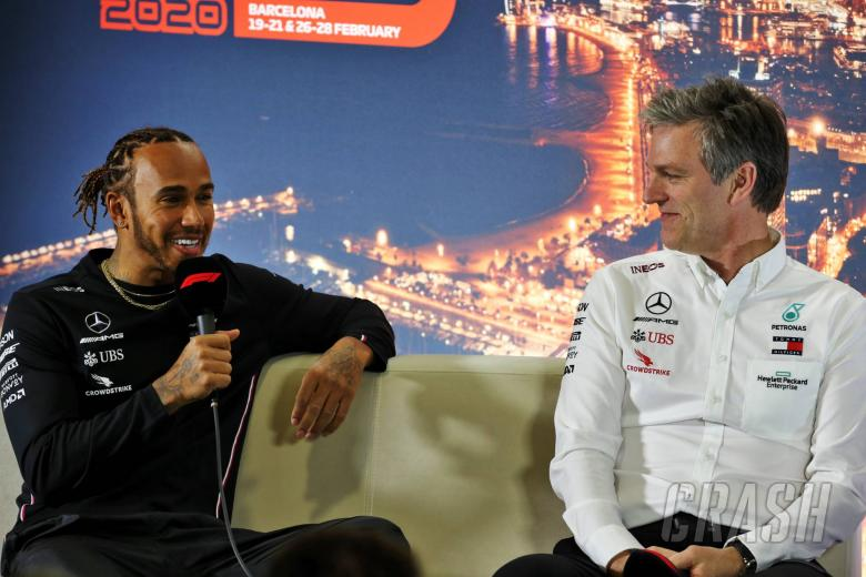 Allison: It was intimidating joining Mercedes