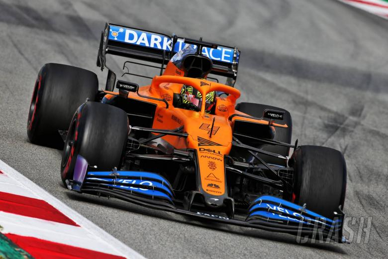 """2020 McLaren F1 car has """"some issues to solve"""" - Key"""