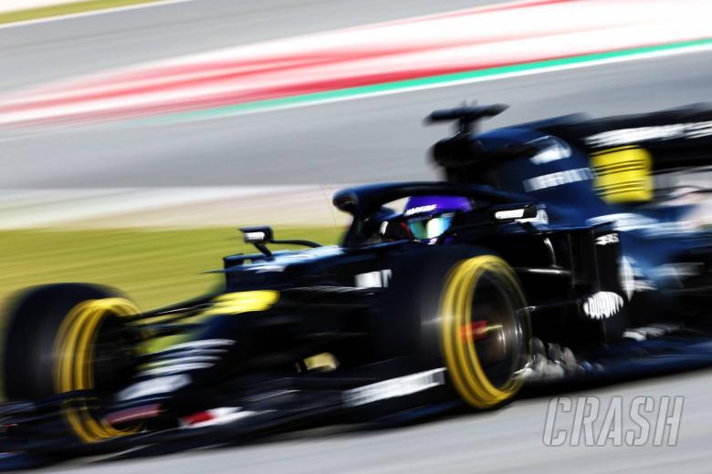 """Dirty air could be """"a bit worse"""" in F1 2020 - Ricciardo"""