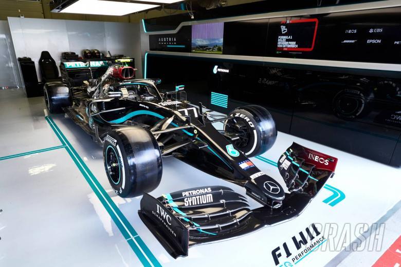 """Red Bull telah """"mengajukan pertanyaan"""" tentang Mercedes 'DAS kepada FIA"""