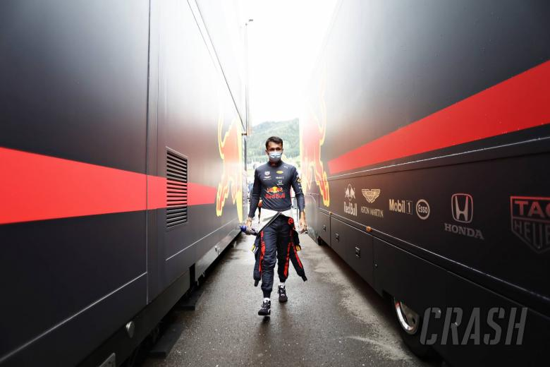 Horner backs Albon aggression despite missing out on F1 podium again
