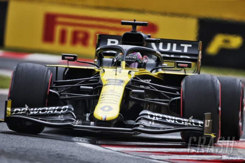 Ricciardo: Renault faster than Ferrari