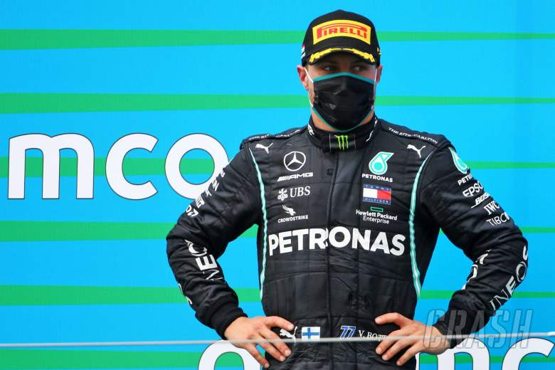 Bottas mengungkapkan alasan 'kegagalan start' di F1 Grand Prix Hungaria