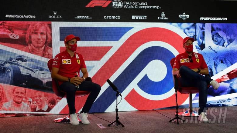 "Ferrari braced for ""difficult"" F1 British Grand Prix"