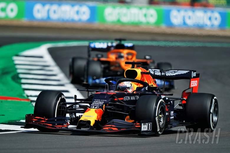 Verstappen fastest in F1 British GP FP1 as Hulkenberg returns