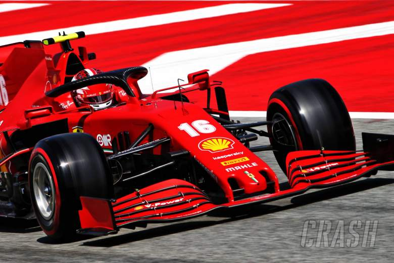 Ferrari F1 investigating Leclerc's electrical issue after DNF in Spain