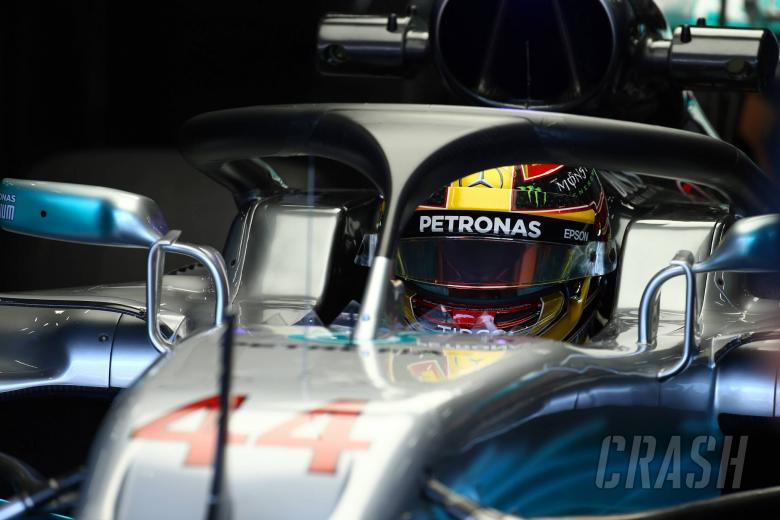 """F1: F1 Halo required to withstand """"London bus"""" weight"""