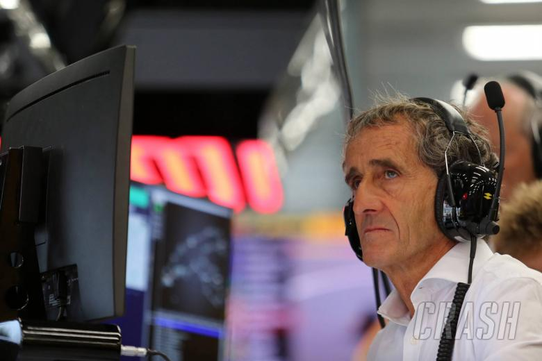 F1: Renault aims to profit from 'open' 2018 F1 driver market - Prost