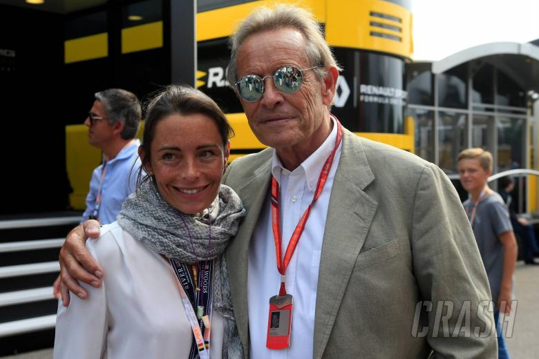 F1: Jacky Ickx named Le Mans Grand Marshal