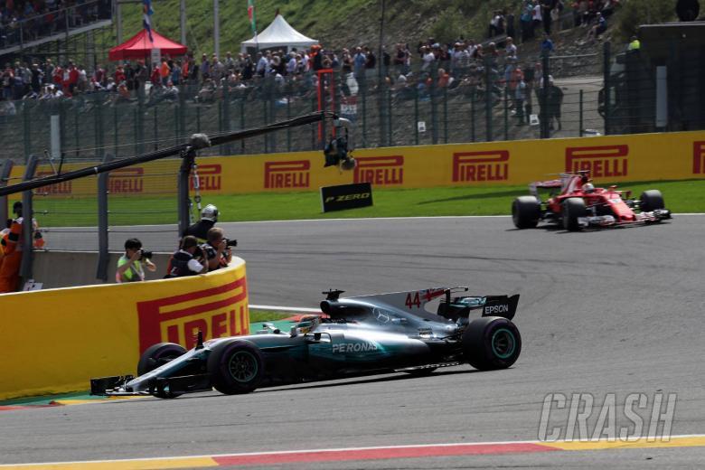 F1: Belgian Grand Prix - Race results