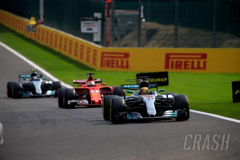 F1: Wolff stresses importance of respect between F1 manufacturer rivals