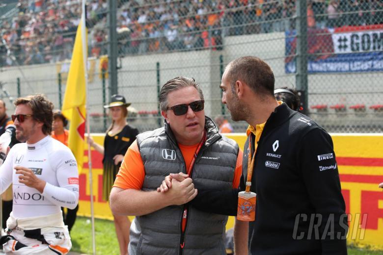 McLaren targets Red Bull-Renault era of F1 domination