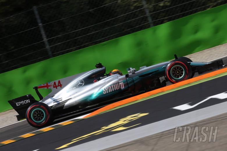 F1: Italian Grand Prix - Race results