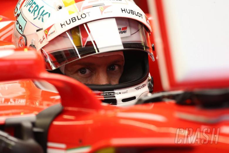 F1: Vettel expects close Japanese GP against Hamilton