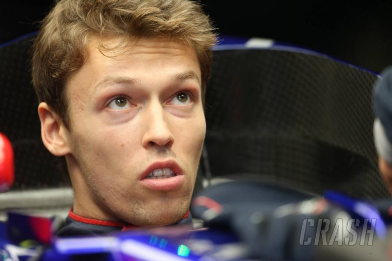 F1: Kvyat set for first Ferrari F1 outing