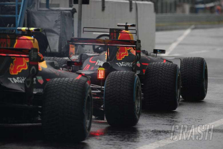 F1: Italian Grand Prix - Starting Grid