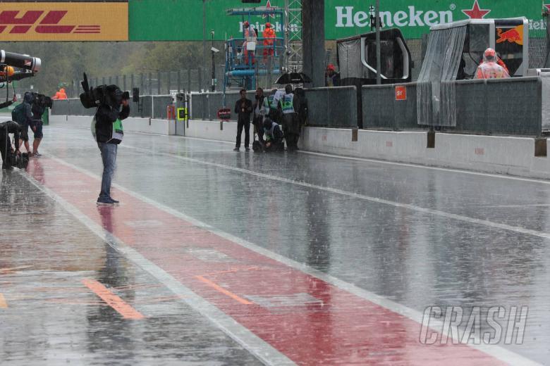 F1: Horner: Whiting U0027too Conservativeu0027 In Monza Rain Calls
