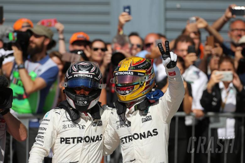 Hamilton not calling on Bottas to help F1 title bid yet